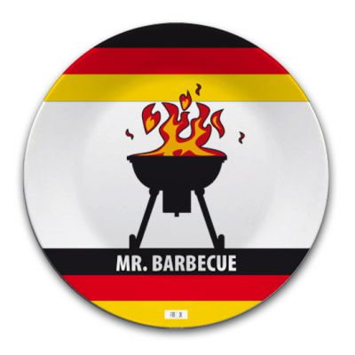 Personalisierter Expressteller Mr Barbecue
